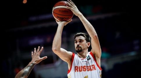 אלכסיי שבד (FIBA) (מערכת ONE)