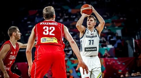 לוקה דונצ'יץ' (FIBA)