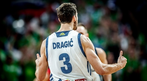 גוראן דראגיץ' בטירוף (FIBA)