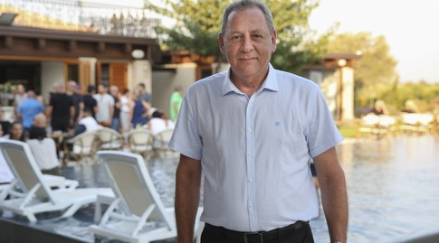 """יו""""ר הוועד האולימפי יגאל כרמי. יתערב? (איציק בלניצקי)"""