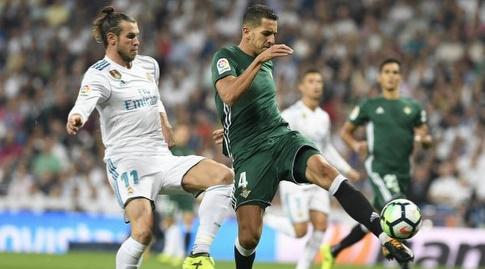 גארת' בייל מול זוהיר פדאל (La Liga)
