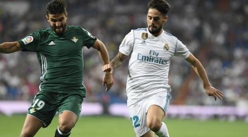 איסקו מול בראגן (La Liga)