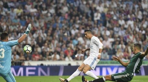 רונאלדו מחמיץ (La Liga)