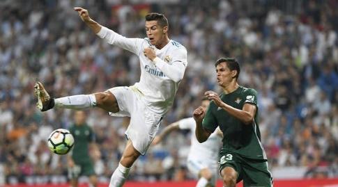 רונאלדו מול מנדי (La Liga)