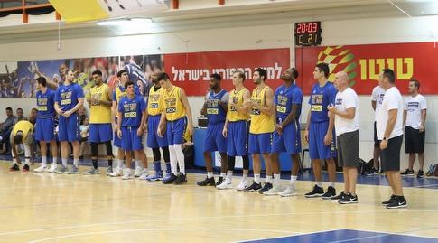 שחקני מכבי תל אביב (אחמד מוררה)