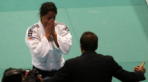 ירדן ג'רבי זוכה באליפות העולם (רויטרס)