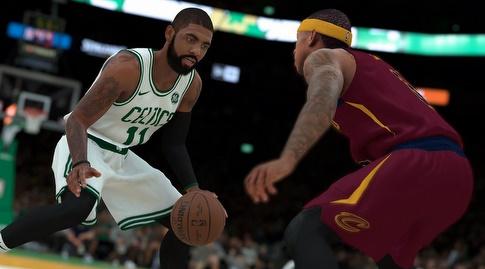 NBA 2K (מערכת ONE)