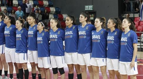 שחקניות נבחרת ישראל (שחר גרוס)