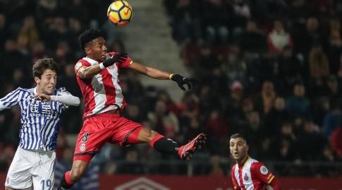 חואן מוחיקו עולה לנגיחה (La Liga)