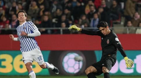 יאסין בונו בועט (La Liga)