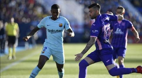 דייגו ריקו מול נלסון סמדו (La Liga)