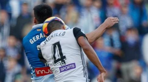 ג'ייסון מורייו מול ג'רארד מורנו (La Liga)