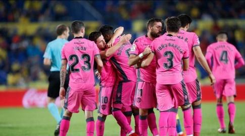 לבאנטה חוגגת (La Liga)
