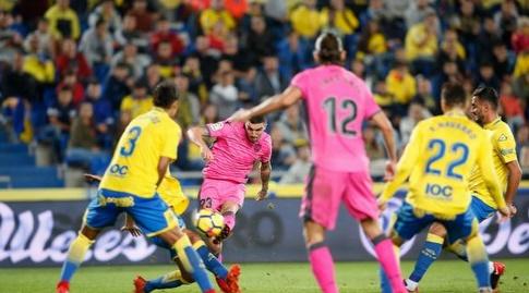 ג'ייסון רמסיירו כובש (La Liga)