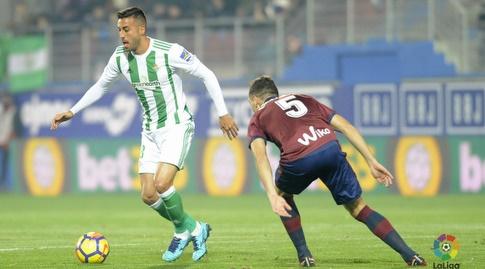 ויקטור קמארסה מול אסקלנטה (La Liga)
