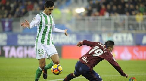 איסה מנדי מכשיל את שארלס (La Liga)