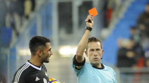 השופט מרחיק את איסה מנדי (La Liga)