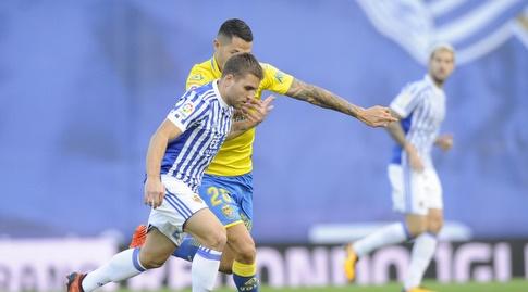 קווין רודריגס נלחם (La Liga)