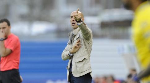פאקו אייסטרן. מחפש ניצחון מפתיע (La Liga)