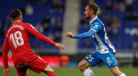 סרג'י דארדר מול מאורו ארמבארי (La Liga)