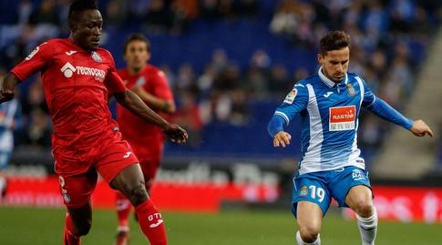 פאבלו פיאטי מנסה לברוח מדקונאמם (La Liga)