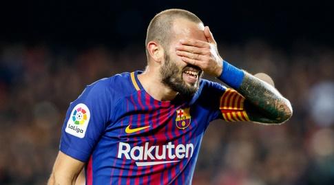 אלייש וידאל חוגג (La Liga)