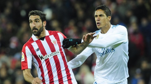 רפאל וראן מול ראול גארסיה (La Liga)