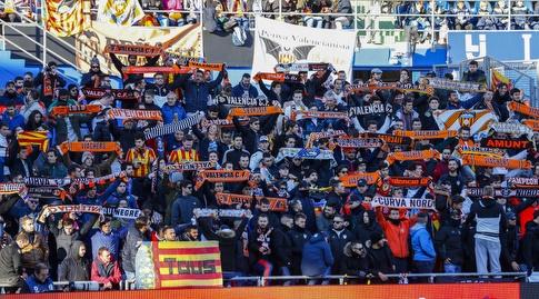 אוהדי ולנסיה (La Liga)