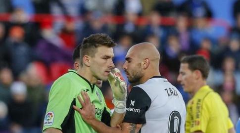 ויסנטה גואיטה זועם (La Liga)