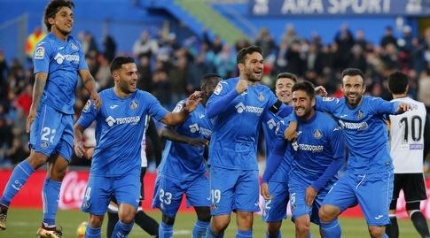 שחקני חטאפה בטירוף (La Liga)