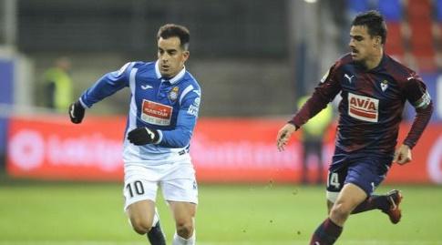 חוסה חוראדו ודני גארסיה (La Liga)
