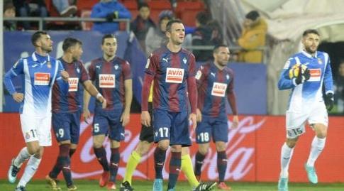 אספניול מצמקת (La Liga)