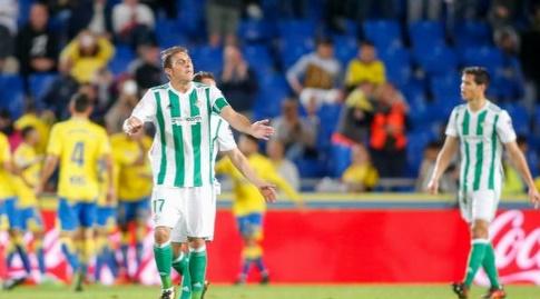 שחקני בטיס מאוכזבים (La Liga)