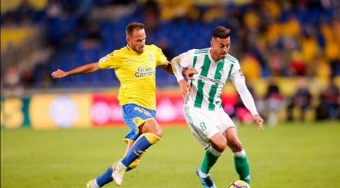 ויקטור קמראסה עם הכדור (La Liga)