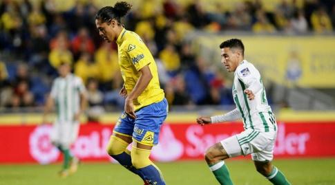 מאוריסיו למוס עם הכדור (La Liga)