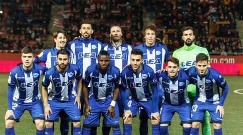 אלאבס בצילום המסורתי (La Liga)