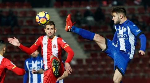 אלברו מדראן נלחם (La Liga)