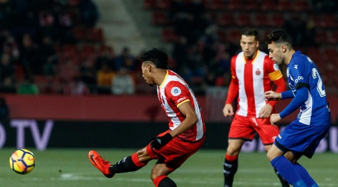 מוניר במרדף אחר הכדור (La Liga)