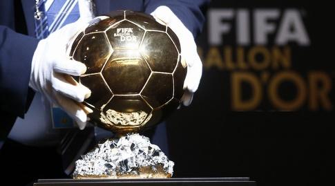 כדור הזהב (רויטרס)