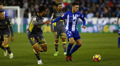 מוניר עם הכדור (La Liga)