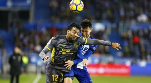 מישל מסדו מול מוניר (La Liga)