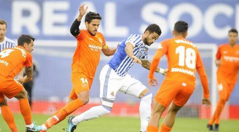 רסיו במרדף אחר הכדור (La Liga)