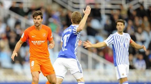 אדריאן גונסאלס. מחפש את השער השני (La Liga)