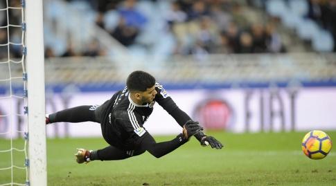 רולי מציל את הכדור (La Liga)