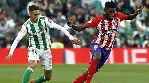 כריטסטיאן טיו מול תומאס פארטה (La Liga)