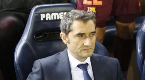 ארנסטו ואלוורדה על הספסל (La Liga)