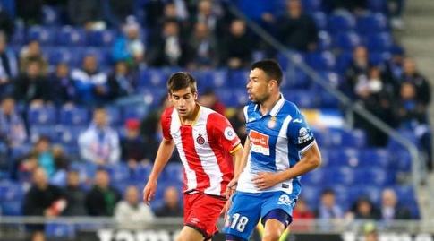 חאבי פואגו עם הכדור (La Liga)