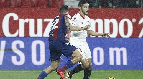 פאבלו סראביה מול אנטוניו לונה (La Liga)