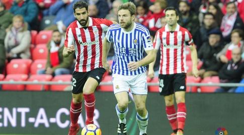 אסייר יראמנדי עם הכדור (La Liga)