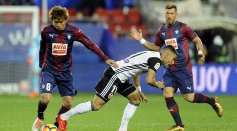 מאבק בין אינוי לפריירה (La Liga)